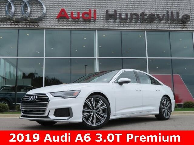 2019 Audi A6 3.0T Premium Sedan for sale in Huntsville, AL at Audi Huntsville