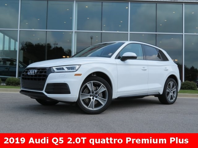 2019 Audi Q5 2.0T Premium Plus SUV for sale in Huntsville, AL at Audi Huntsville