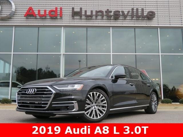 2019 Audi A8 L 3.0T Sedan for sale in Huntsville, AL at Audi Huntsville