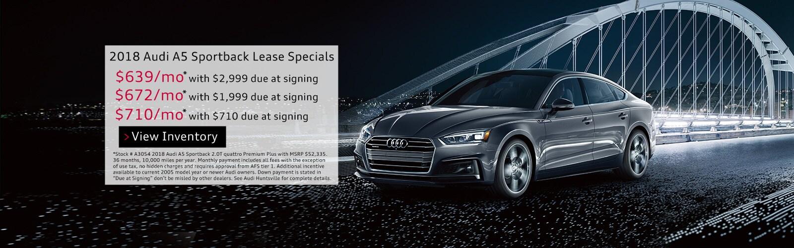 Audi Huntsville New Audi Used Car Dealer In Huntsville AL - Audi huntsville