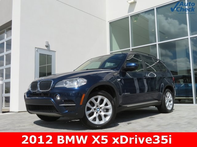 2012 BMW X5 Xdrive35i SUV for sale in Huntsville, AL at Audi Huntsville
