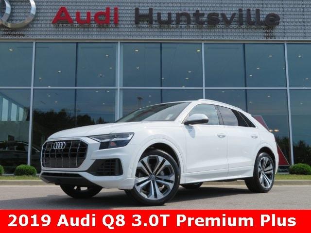 2019 Audi Q8 3.0T Premium Plus SUV for sale in Huntsville, AL at Audi Huntsville