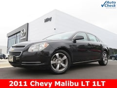 2011 Chevrolet Malibu LT Sedan 1G1ZC5E17BF154064 for sale in Huntsville, AL at Hiley Mazda of Huntsville