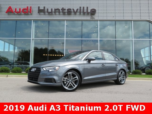 2019 Audi A3 2.0T Premium Sedan for sale in Huntsville, AL at Audi Huntsville