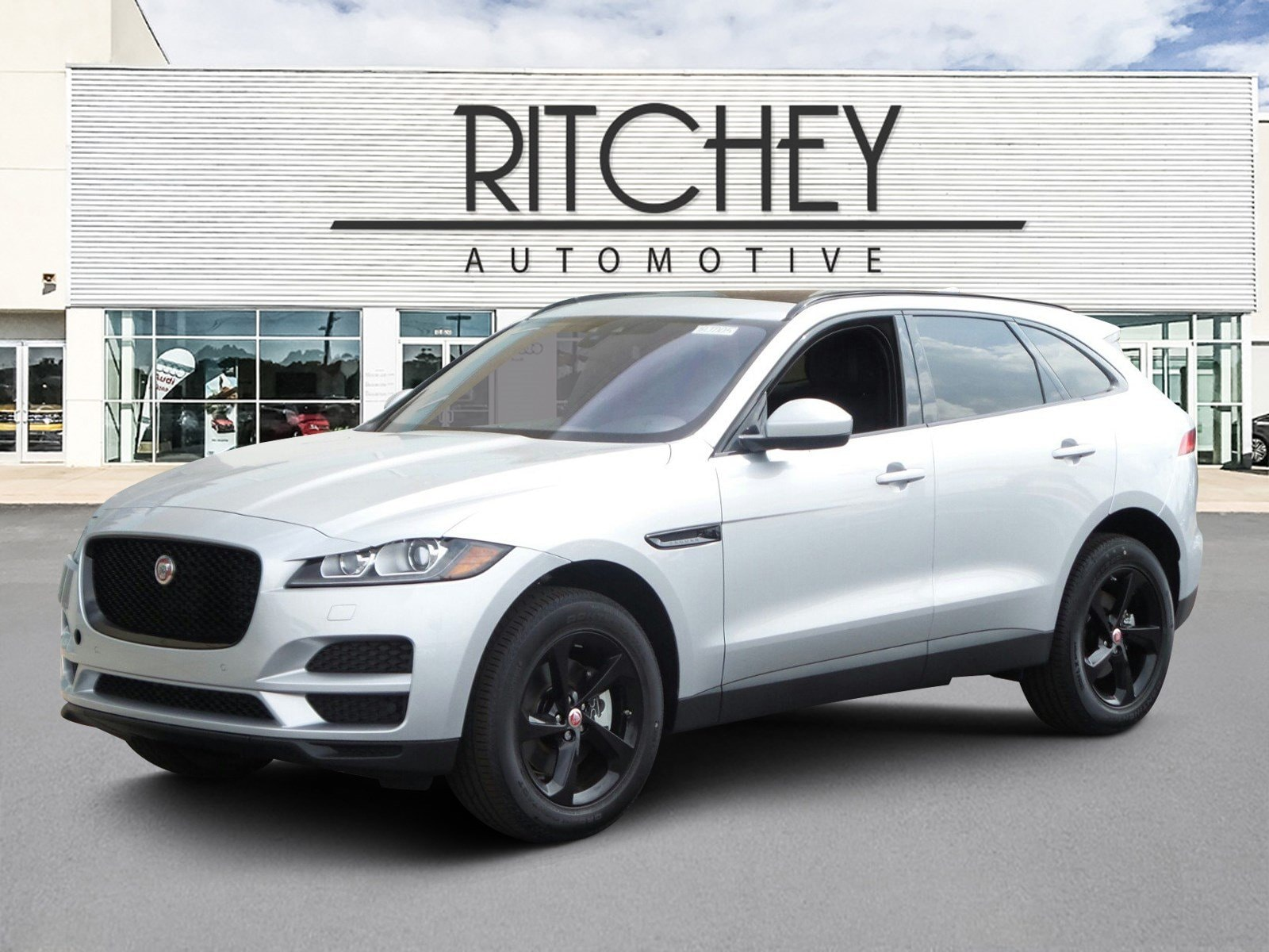 Featured used 2018 Jaguar F-PACE 35t Premium SUV for sale in Southaven, MS