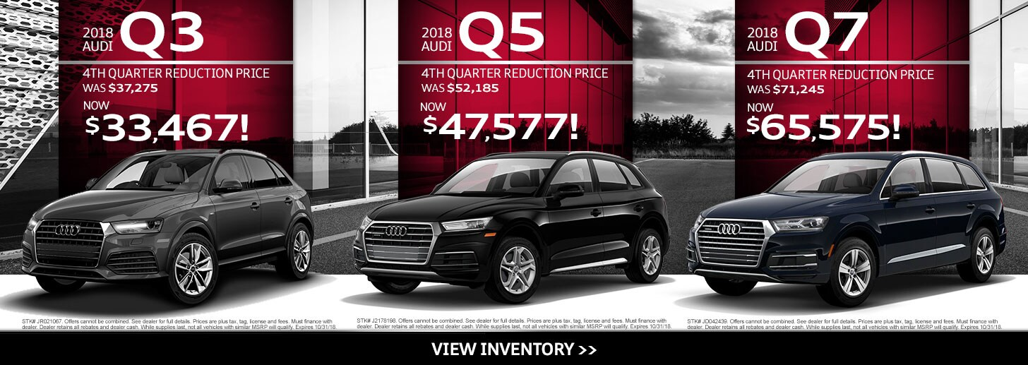 Audi Orange Park New Used Audi Dealer In Jacksonville FL - Audi certified pre owned warranty review
