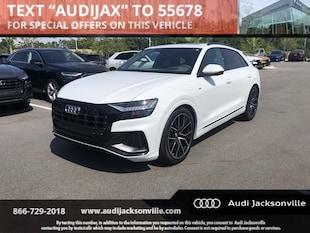 2019 Audi Q8 Prestige SUV