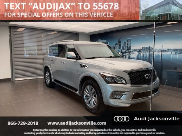 2016 INFINITI QX80 Theater Package. Technology Package SUV