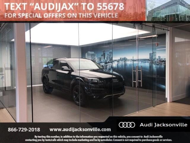 2015 Audi Q7 3.0T Premium Plus SUV