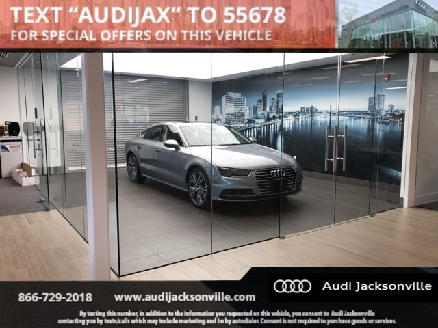 2017 Audi A7 3.0T Prestige Hatchback