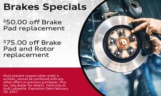 Brakes Specials