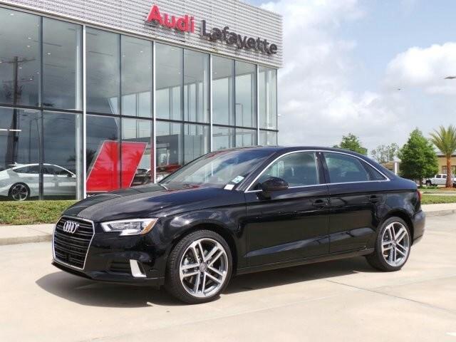 2019 Audi A3 Premium Sedan