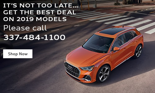 It's not too late… get the best deal on 2019 Models