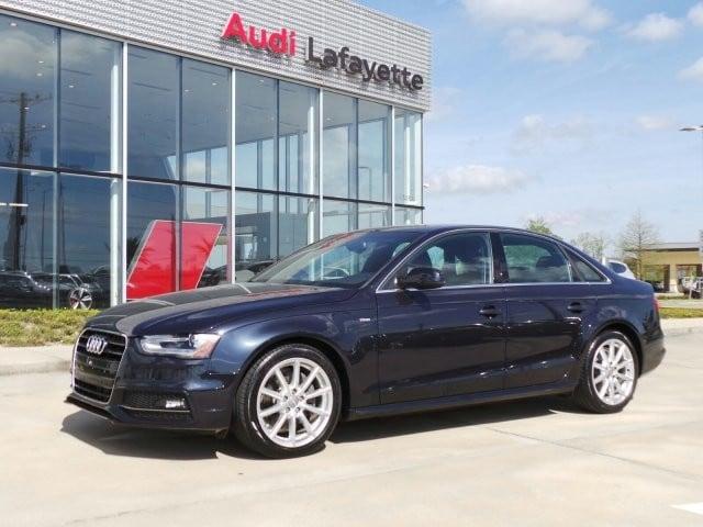 2015 Audi A4 2015 Audi A4 2.0T Premium (Multitronic) 4DR SDN Sedan