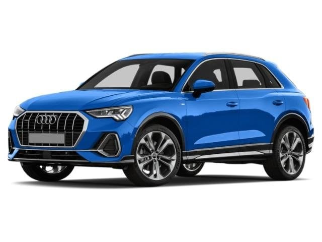 2020 Audi Q3 S Line Prestige SUV