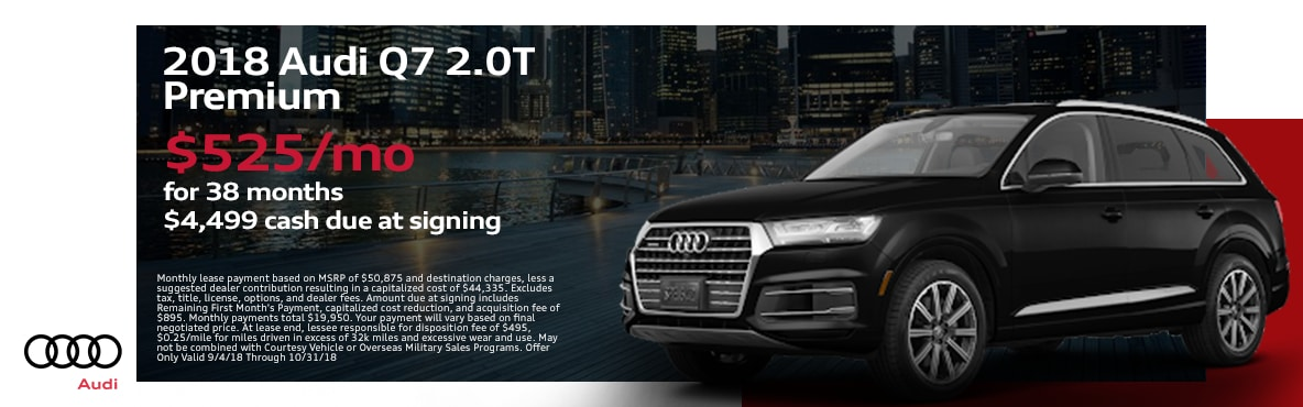 Audi Lakeland New And Used Car Dealership In Lakeland FL - Audi dealers florida
