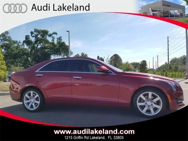 2016 CADILLAC ATS 2.5L Standard Sedan
