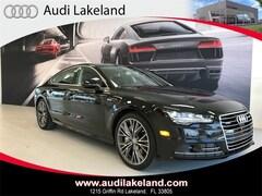 2018 Audi A7 3.0T Hatchback