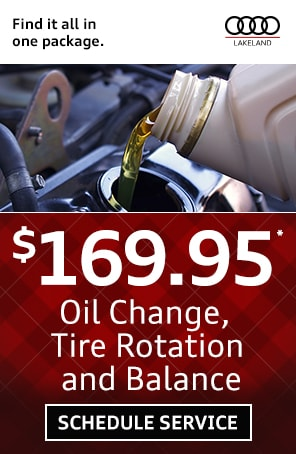 Oil Change Tire Rotation and Balance Coupon in Lakeland FL