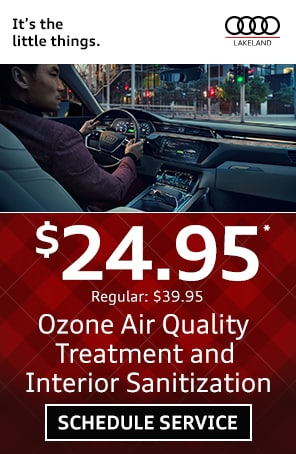 Ozone Air Treatment and Sanitization Coupon in Lakeland FL