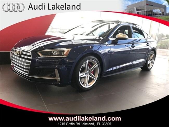New 2018 Audi S5 For Sale | Lakeland FL
