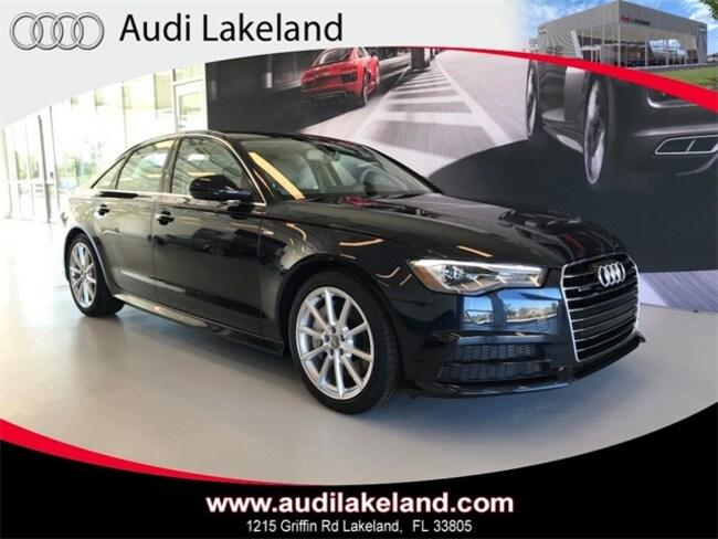 New 2018 Audi A6 For Sale | Lakeland FL