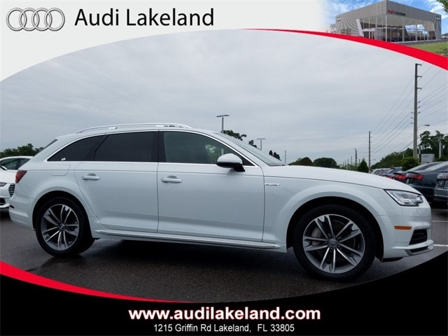 2018 Audi A4 allroad 2.0T Wagon