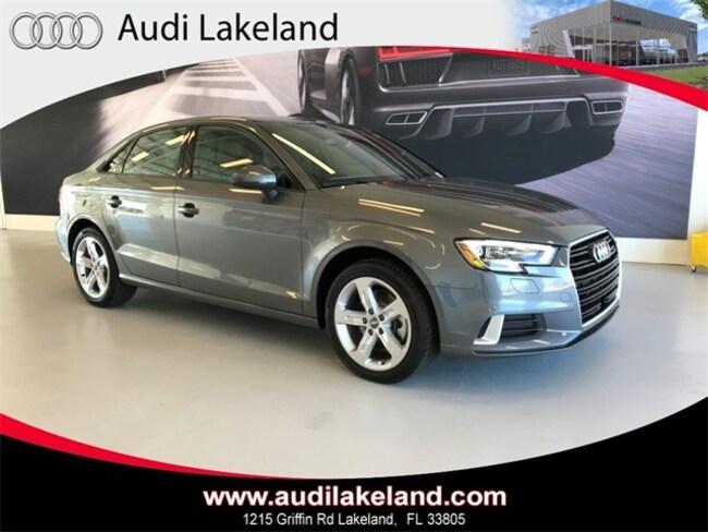 New 2018 Audi A3 For Sale | Lakeland FL