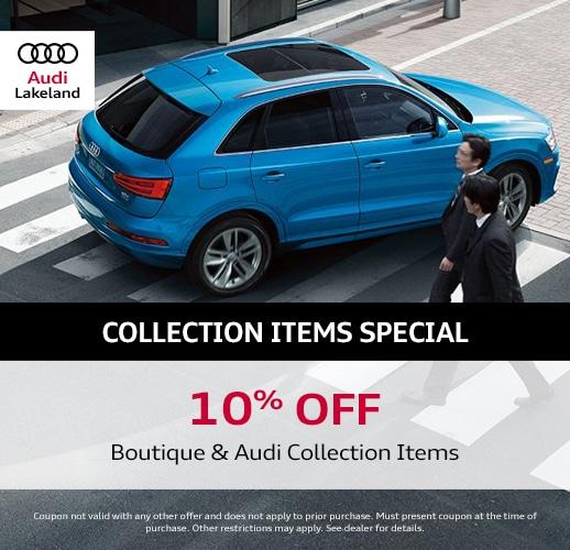 Audi Auto Parts & Service Deals