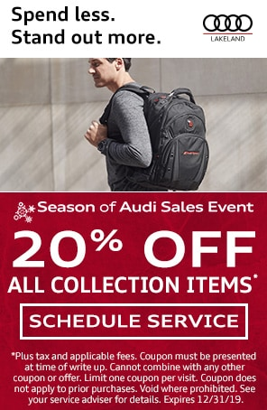 20% Off All Collection Items