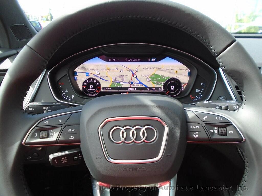 New 2019 Audi Q5 For Sale at Audi Lancaster | VIN
