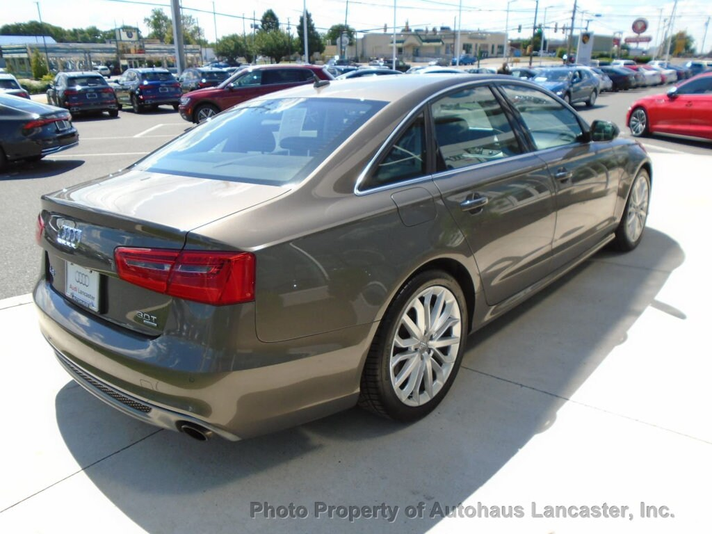 Used 2012 Audi A6 For Sale at Audi Lancaster | VIN