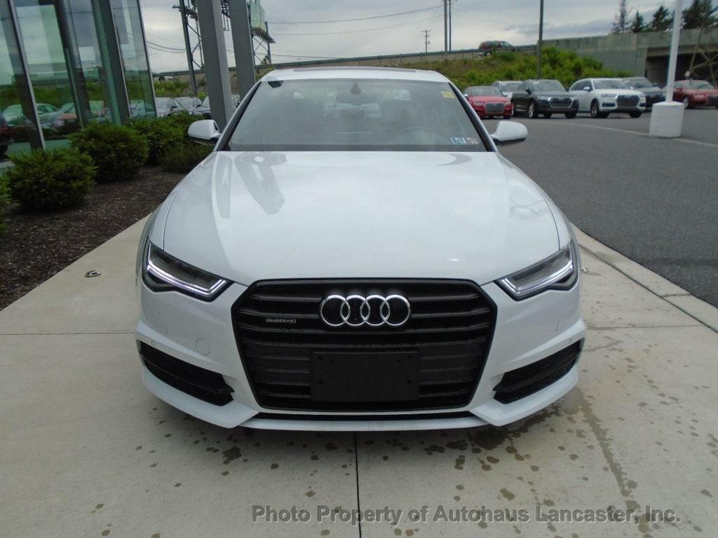 New 2018 Audi A6 For Sale at Audi Lancaster | VIN: WAUG3AFC4JN109754