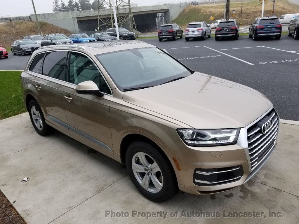 New 2019 Audi Q7 For Sale at Audi Lancaster | VIN