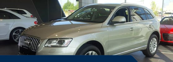 Audi Used Vehicles in Langley BC   Audi Langley