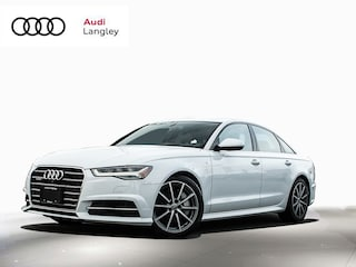 2018 Audi A6 3.0T Progressiv Quattro 8sp Tiptronic Sedan