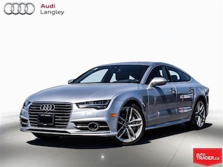2016 Audi A7 3.0 TDI Technik Quattro 8sp Tiptronic Sedan