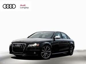 2011 Audi S4 3.0T S Tronic Qtro