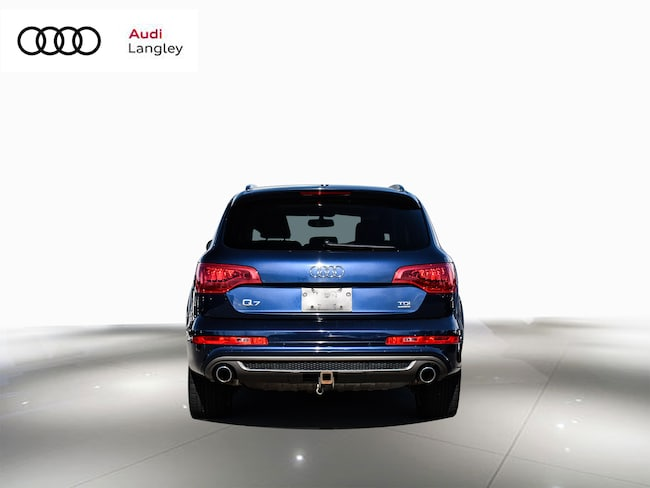 Used 2010 Audi Q7 For Sale at Audi Langley | VIN: WA1JMCFE4AD000827