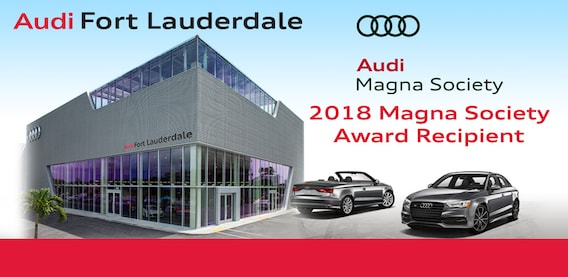 audi fort lauderdale awards honors audi fort lauderdale audi fort lauderdale awards honors