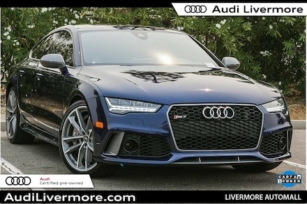 Featured Used 2018 Audi RS 7 4.0T Performance Hatchback for Sale near Fremont, CA