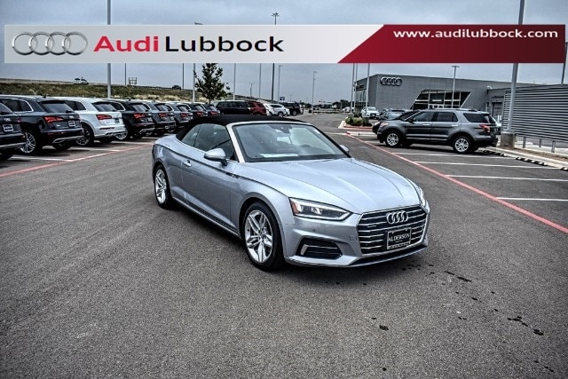 New 2019 Audi A5 2.0T Premium Plus Convertible 71219 in Lubbock, TX