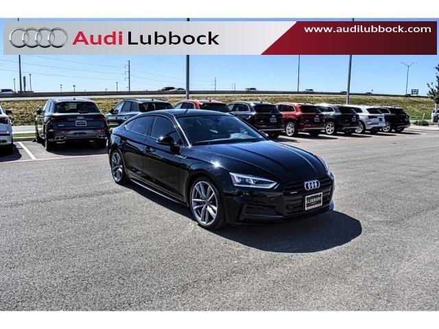 2019 Audi A5 Hatchback