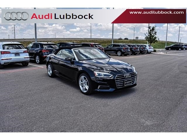 New 2019 Audi A5 2.0T Premium Plus Convertible 71649 in Lubbock, TX