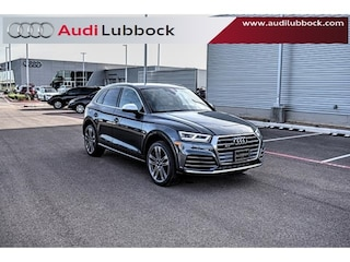 New 2019 Audi SQ5 3.0T Premium SUV For Sale Lubbock TX