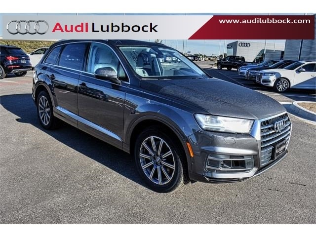 New 2019 Audi Q7 3.0T Premium Plus SUV 70009 in Lubbock, TX