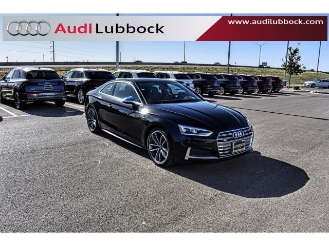 2019 Audi S5 3.0T Premium Coupe