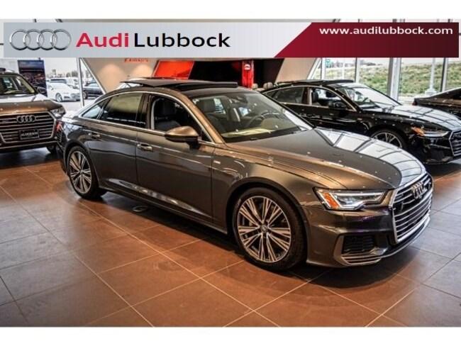 New 2019 Audi A6 3 0t Premium Plus For Sale Lubbock Tx Vin