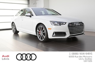 2018 Audi S4 3.0T Technik Berline