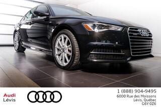 2016 Audi A6 3.0 TDI Progressiv ADMISSIBLE 6ANS 160 000KM Berline